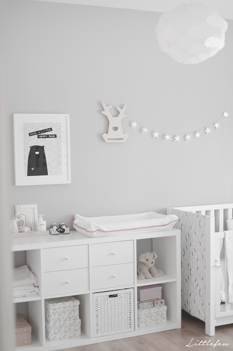 Littlefew blog christmas details for my babyroom more - Ikea habitacion infantil ...