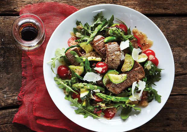 10 Favorite Salads