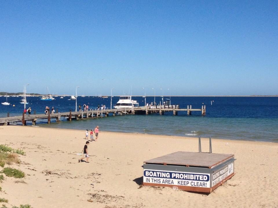 Rockingham Beach Jetty
