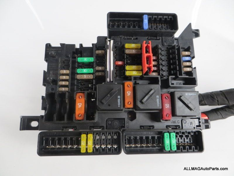 2017 Mini Cooper Fuse Box Diagram