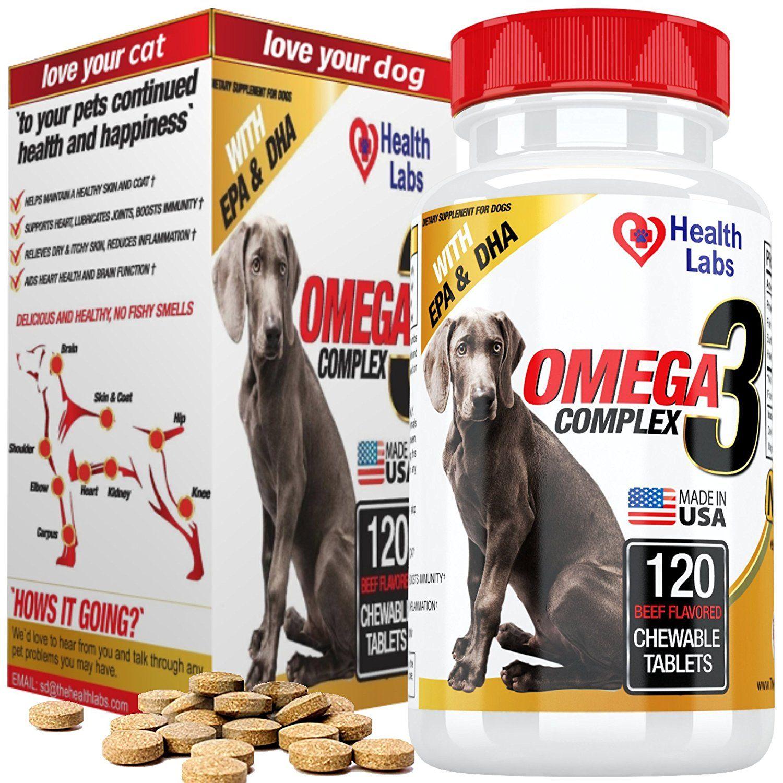 The Missing Link Skin Coat Dog Food Supplement