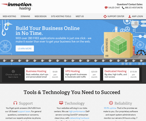 An thorough analysis on Inmotion Hosting. It's definitely a must read if you are looking for host for your business online.