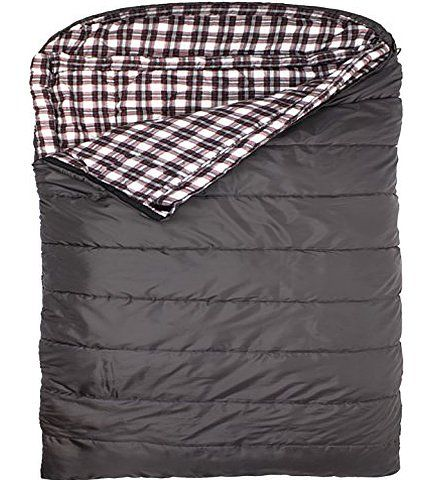 TETON Sports Fahrenheit Mammoth Queen Size Sleeping Bag; Free Compression Sack Included