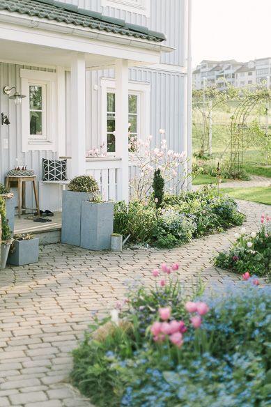 Mein Aprilgarten - * VitaHus * #weihnachtsdekohauseingangaussen