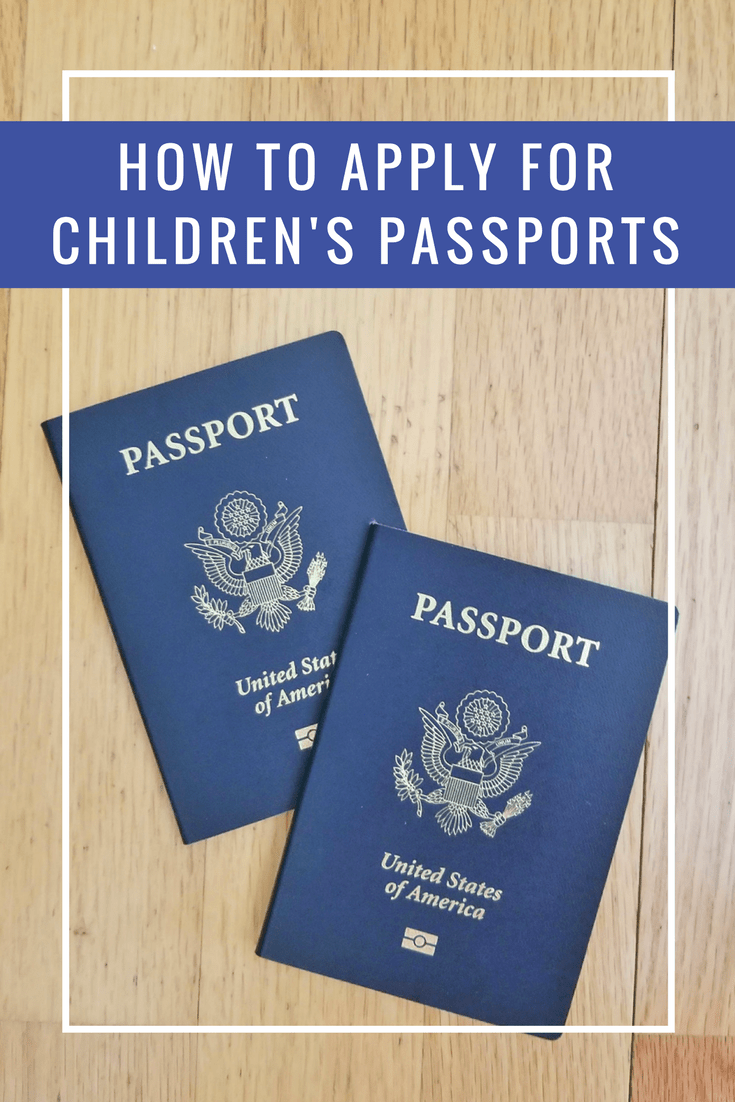 How To Apply For ChildrenS Passports  Renew Or Get Your First