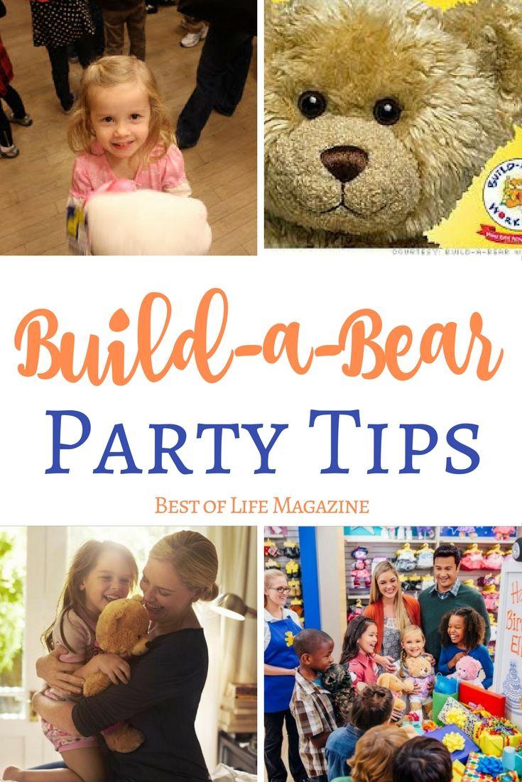 Build A Bear Coupons For Birthdays