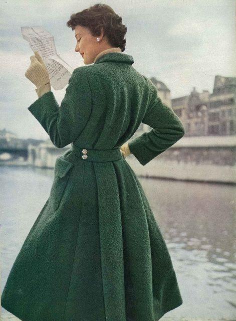 Photo of September Vogue 1952