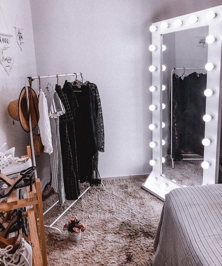 Espelho com LED: aprenda a fazer e se apaixone por...
