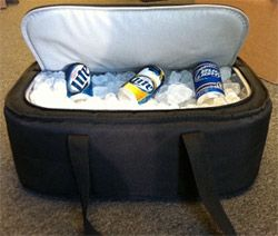 AO Coolers Announces Stow-N-Go Cooler