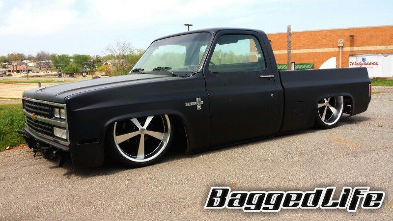 The Low-Life of SQUARE BODY Chevrolet/GMC Truck Page | TRUX | Pickup