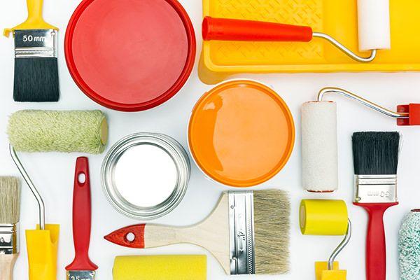 外壁塗装道具 家 リフォーム 外壁塗装 デザイン