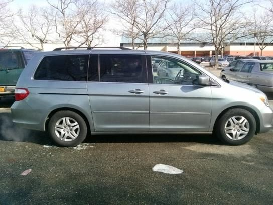 Cars For Sale 2007 Honda Odyssey Ex L In Jamaica Ny 11434 Van