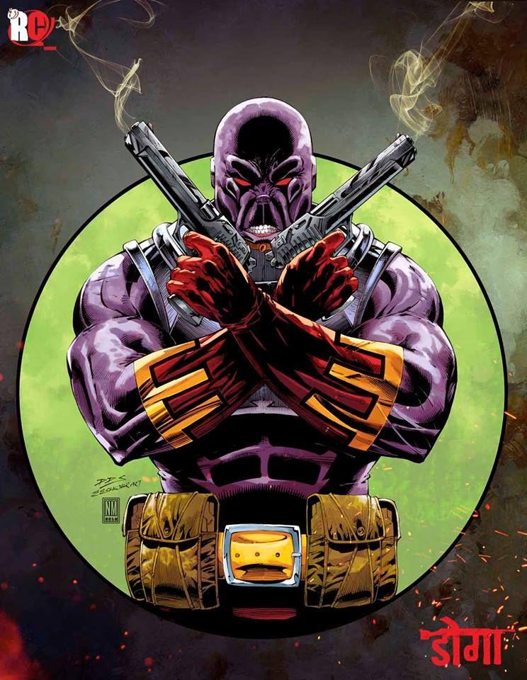Pin by GodSpeed 2k16 on Indian Superheroes | Hindi comics