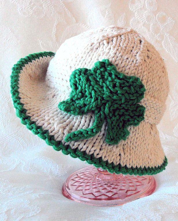 Free St Patricks Day Knitting Patterns Knitting Pinterest