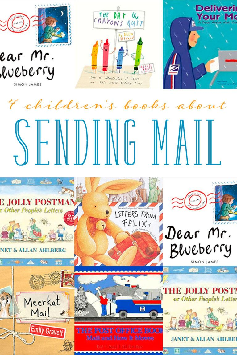 The Best Children's Books about Sending Mail Junie Bug