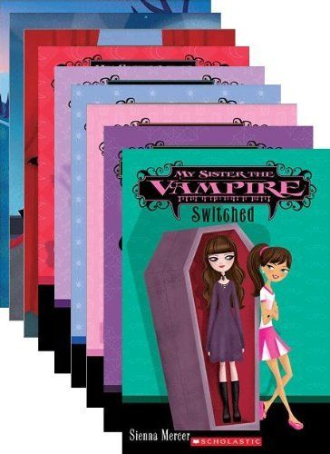 My Sister The Vampire Series Collection Of Books 1 10 Funny