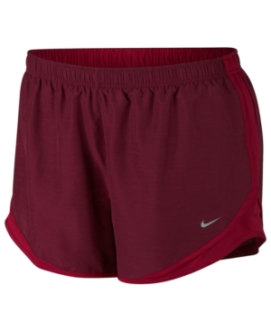 f7b6e5b2ebd Nike Plus Size Tempo Dri-fit Track Shorts - Silver 1X