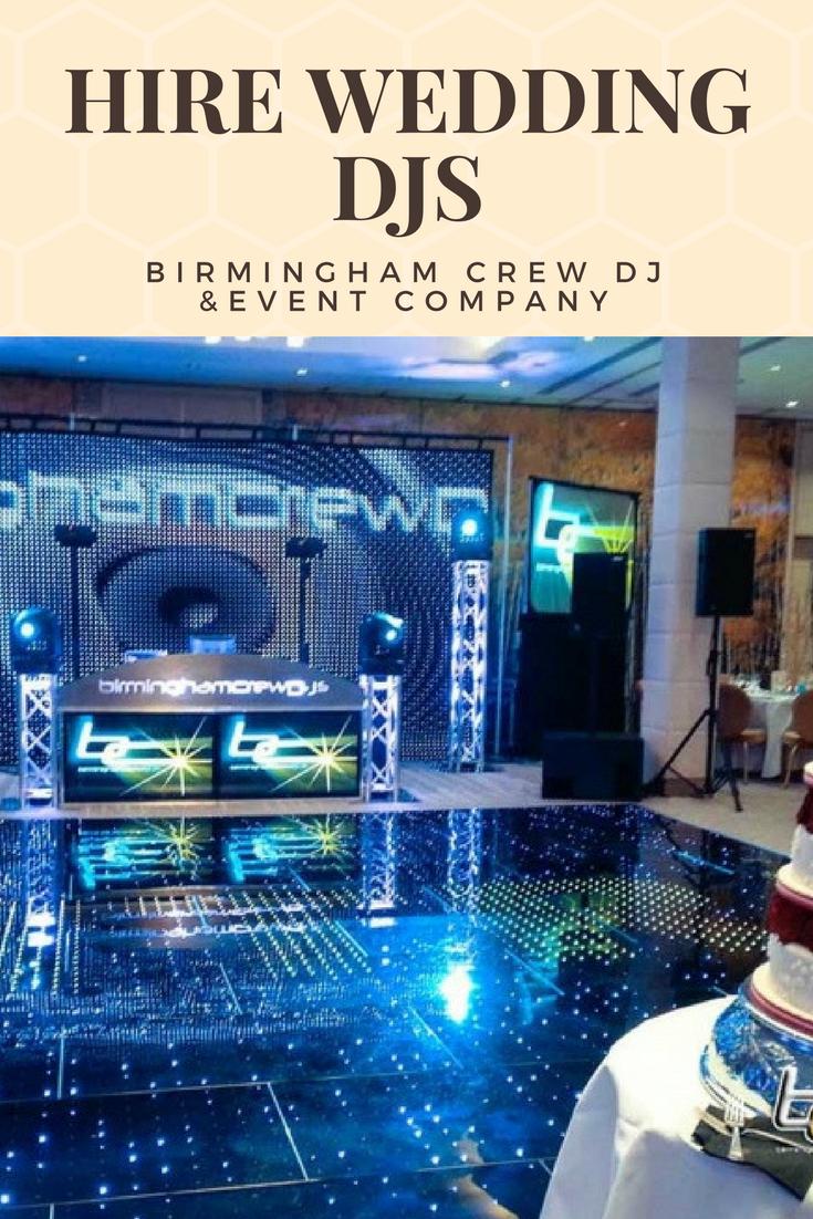 Birmingham Crew Is One Of The Best Wedding Djs Entertainment Company For Hire In Birmingham United Kingdom We Specialize In Wedding Dj Equipment Hir Wedding Dj