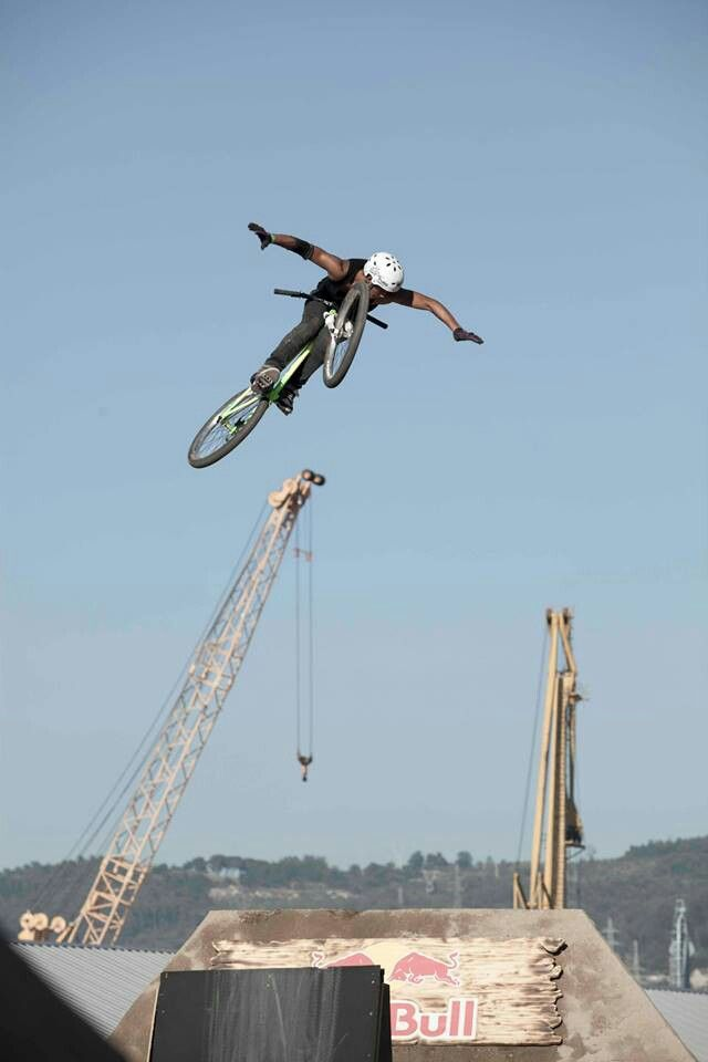 Dirtjump No Hands O Marisquino Spain Sports Photography Bmx