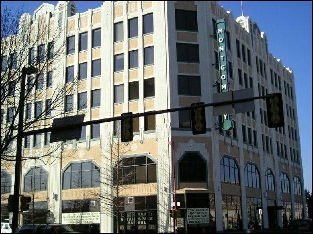 The Montgomery Building Oklahoma City Downtown Okc Photo Tour Downtown