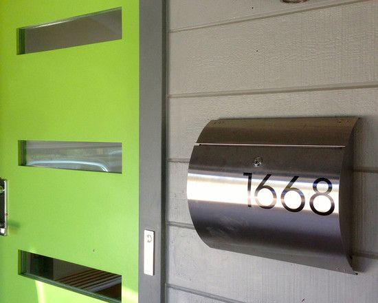 Amazing Modern Mailbox Design Ideas For Your Entry Design Ideas With Chromeu2026