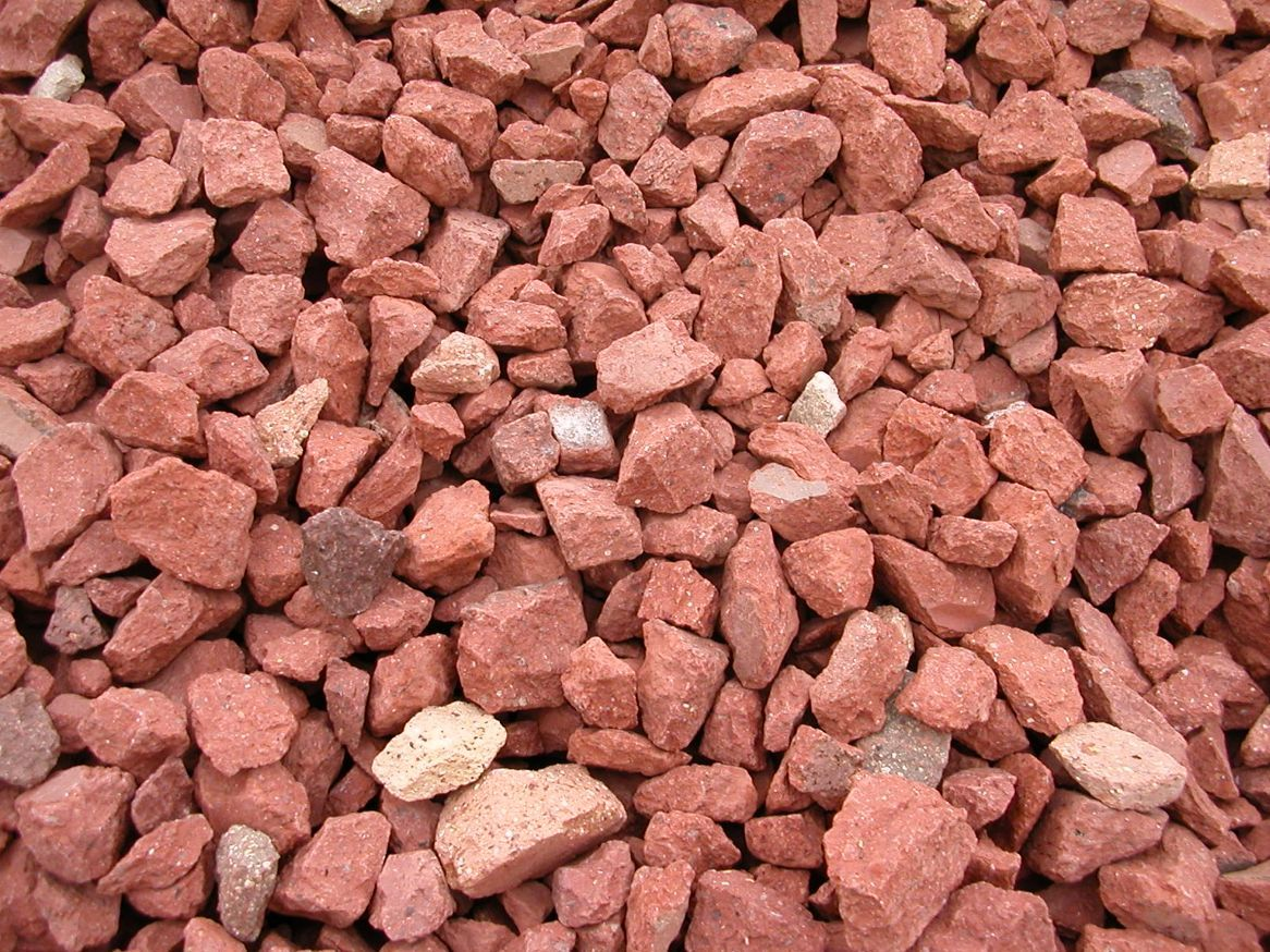 Pea Gravel Home Depot Playground Mulch Home Depot Red Brick Chips Landscape Ideas
