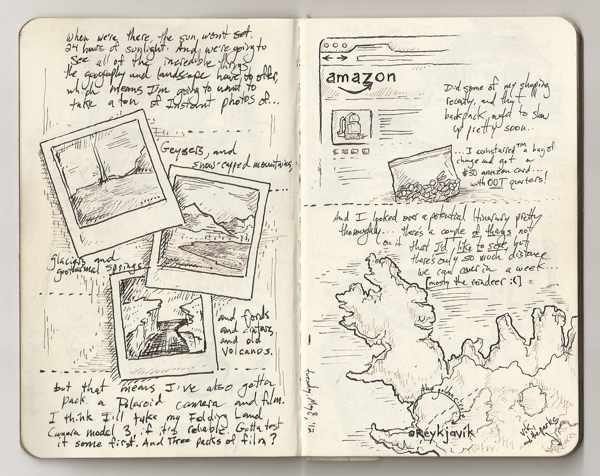 sketch journal - Google Search