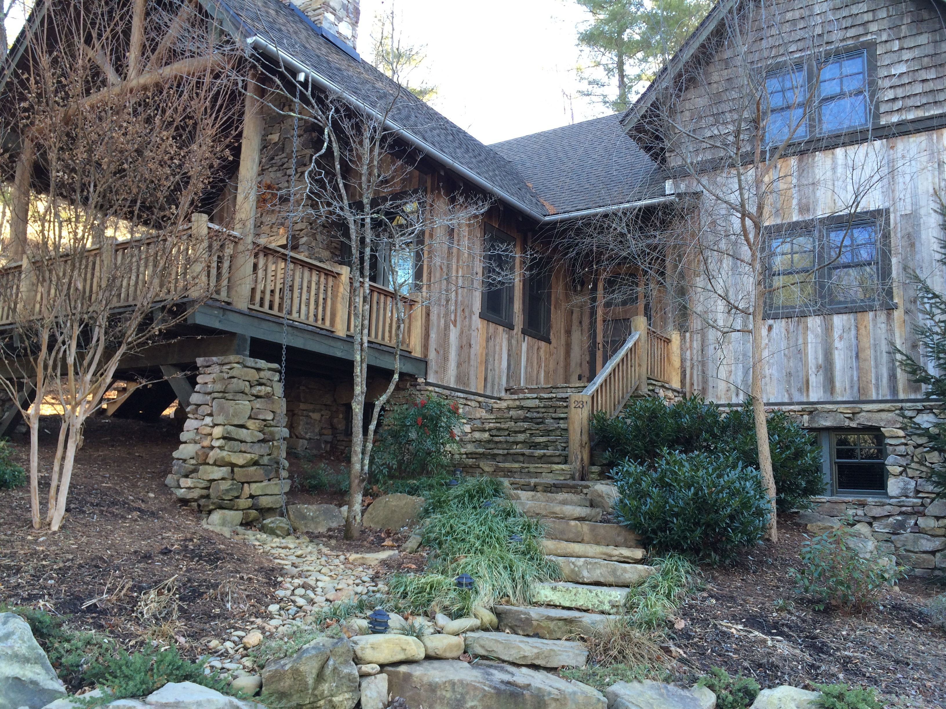 cabins nc pin village mountain cheshire asheville pinterest black
