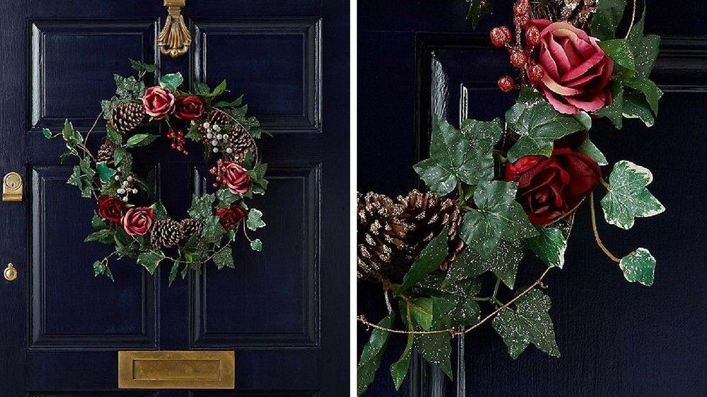 Quelle décoration de Noël pour ma porte du0027entrée ? Noel and Decoration