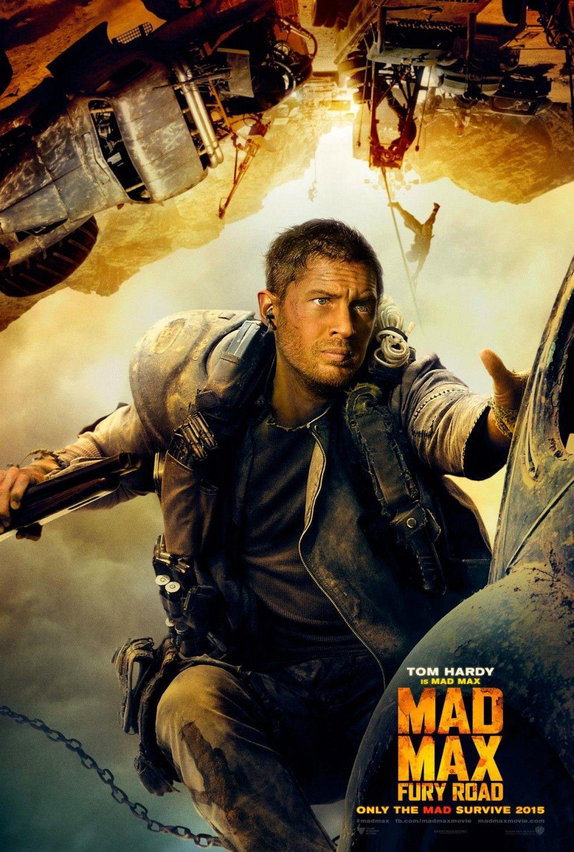 Tom Hardy As Mad Rockatansky Mad Max Fury Road Tom Hardy Mad Max Mad Max Mad Max Fury Road