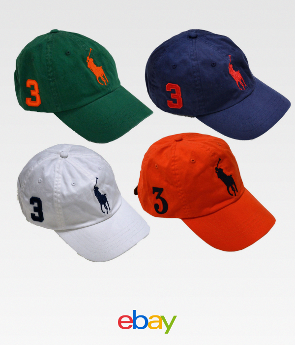 ff6755e15834b Polo Ralph Lauren Hat Ball Cap Big Pony Baseball Mens One Size Classic  Strapback  LandscapingIdeasAndTips