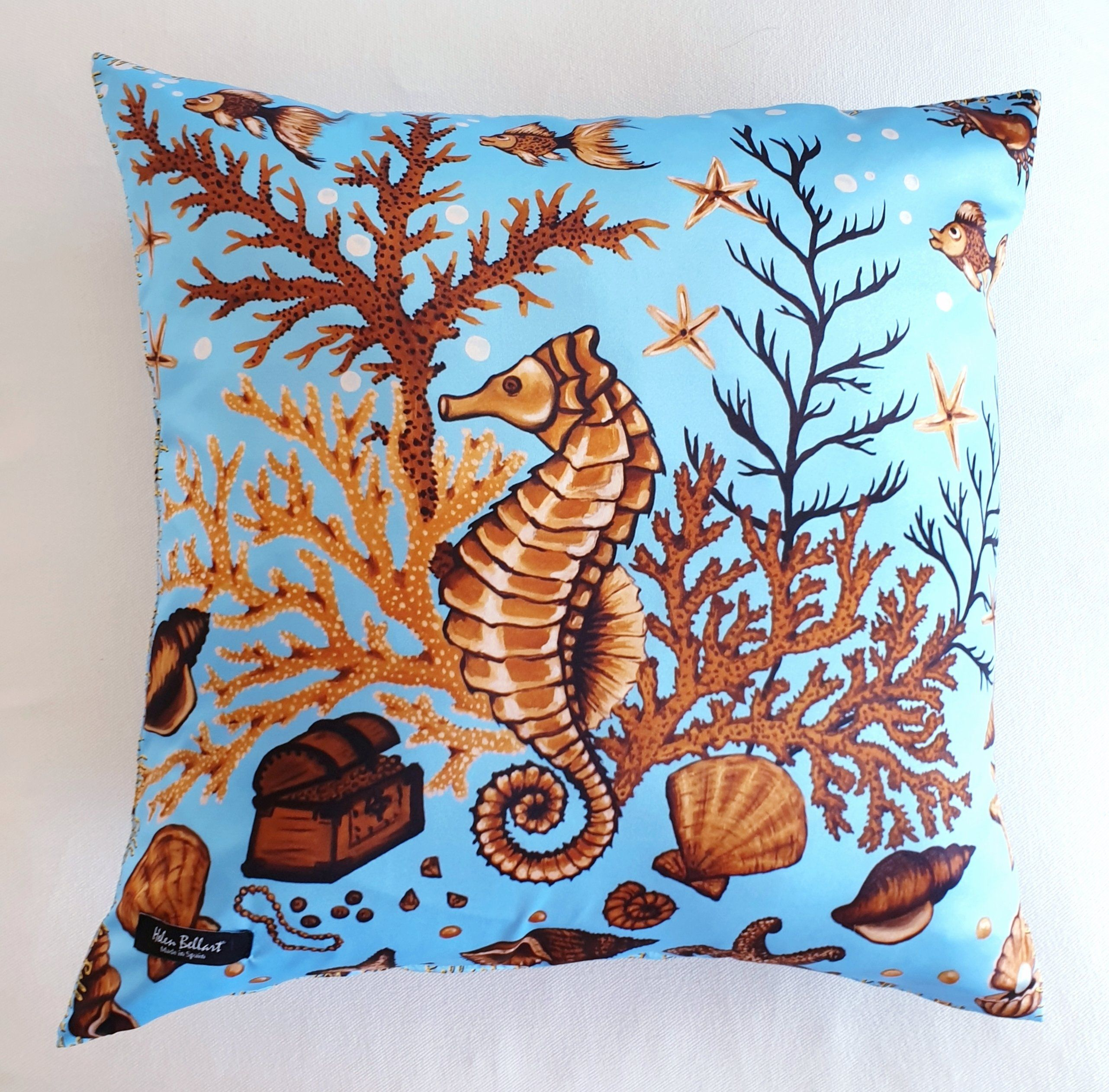 Decorative Throw Pillow Cover Handmade