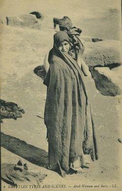 Egyptian People - 1909