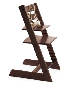 Non Toxic Wooden Highchairs for Baby: Stokke Tripp Trapp