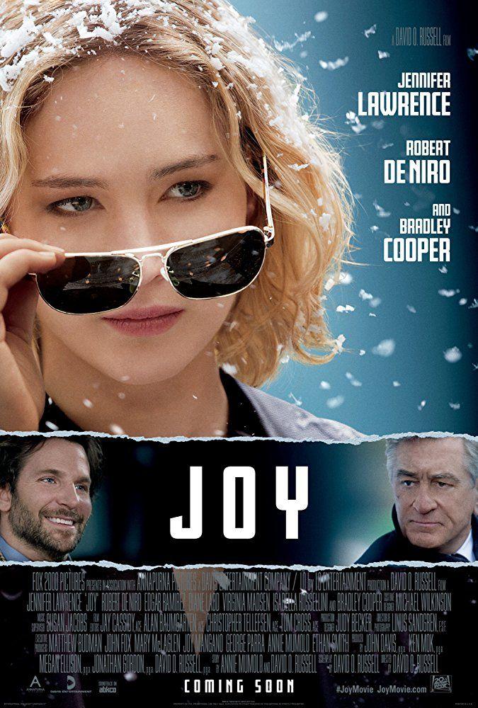 Joy (2015) 09.04.2018   Joy movie, Inspirational movies ...