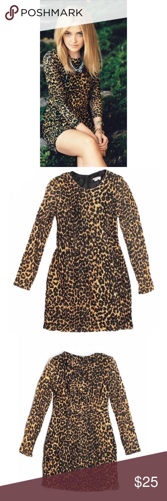 Rodarte For Target Leopard Print Long Sleeve Dress Rodarte For Target Leopard Print Long Sleev Long Sleeve Print Dress Long Sleeve Dress Long Sleeve Lace Dress [ 1740 x 580 Pixel ]