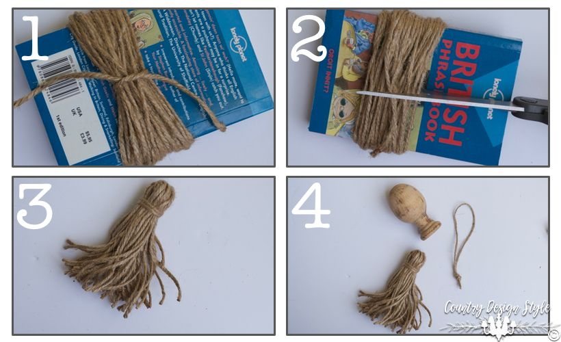 Best How To Turn Chunky Wood Spindles Into Diy Tassels Diy 640 x 480