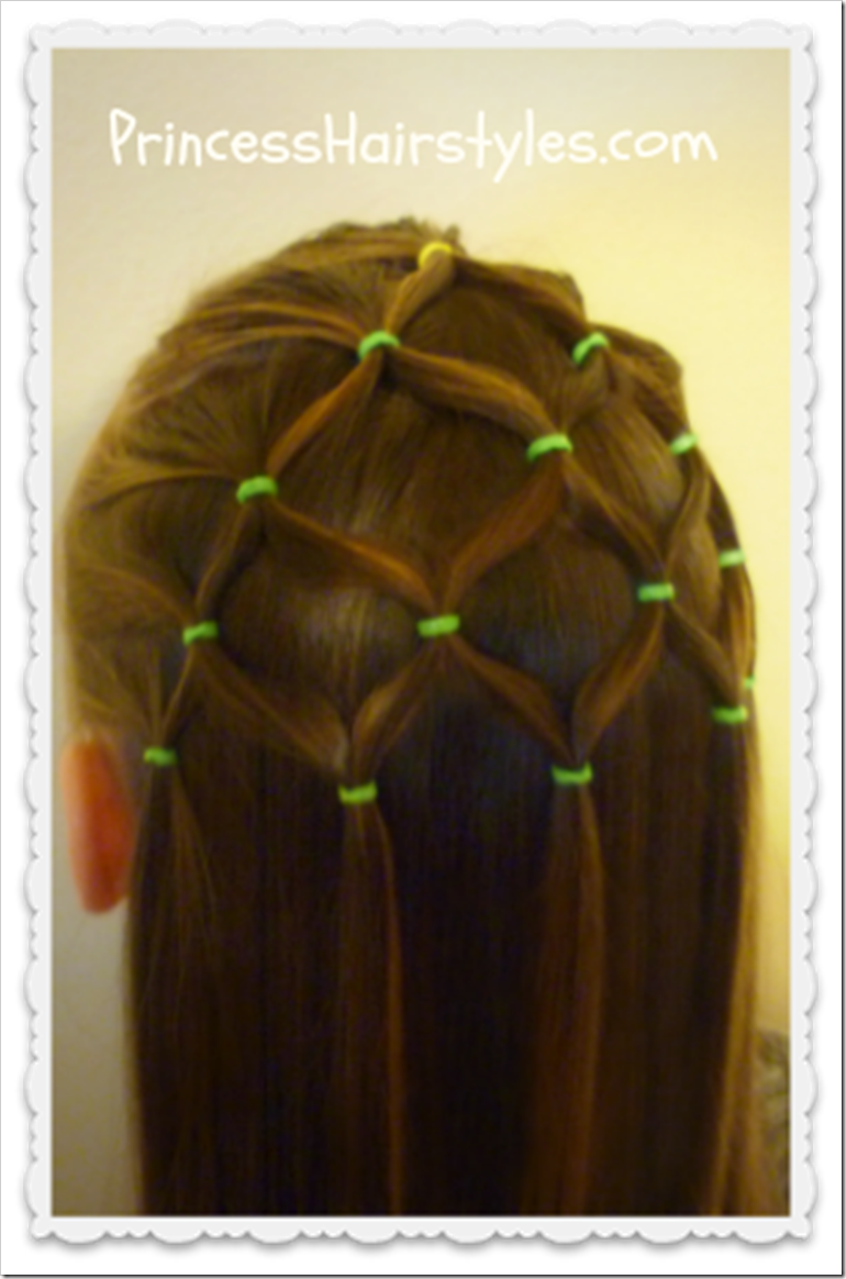 20 easy christmas hairstyles for little girls | hair | hair