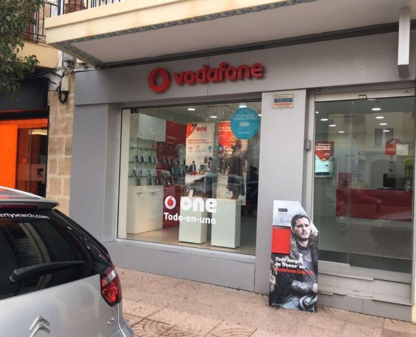 Tienda Vodafone Javea Telefonia Vodafone Bonatel