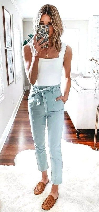 26 Trending Spring Outfits Women Ideas 2020 – Pinmagz