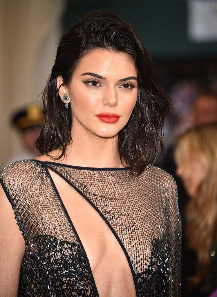 Eyes Up Here! Kendall Jenner's Met Gala Makeup Also Deserves a Look