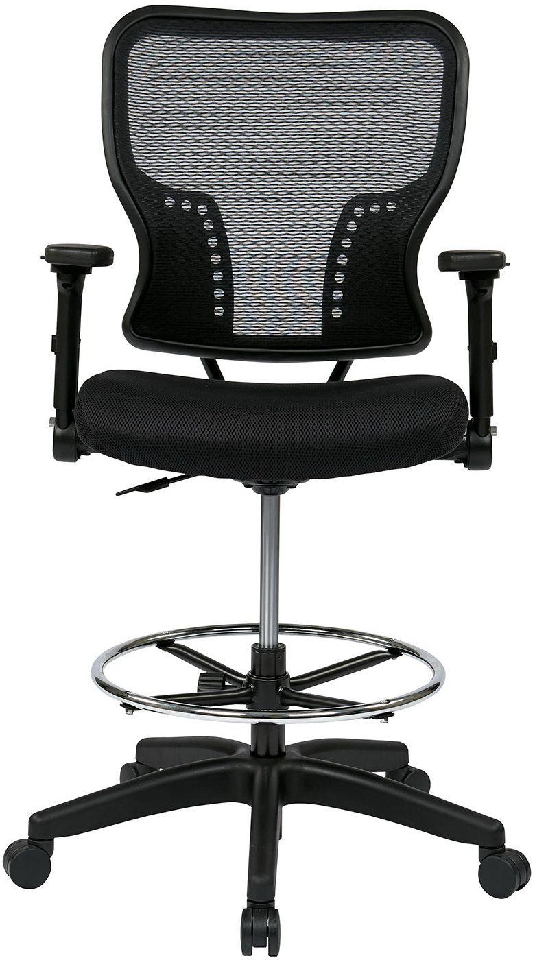 alera elusion series mesh mid-back multifunction chair black reviews