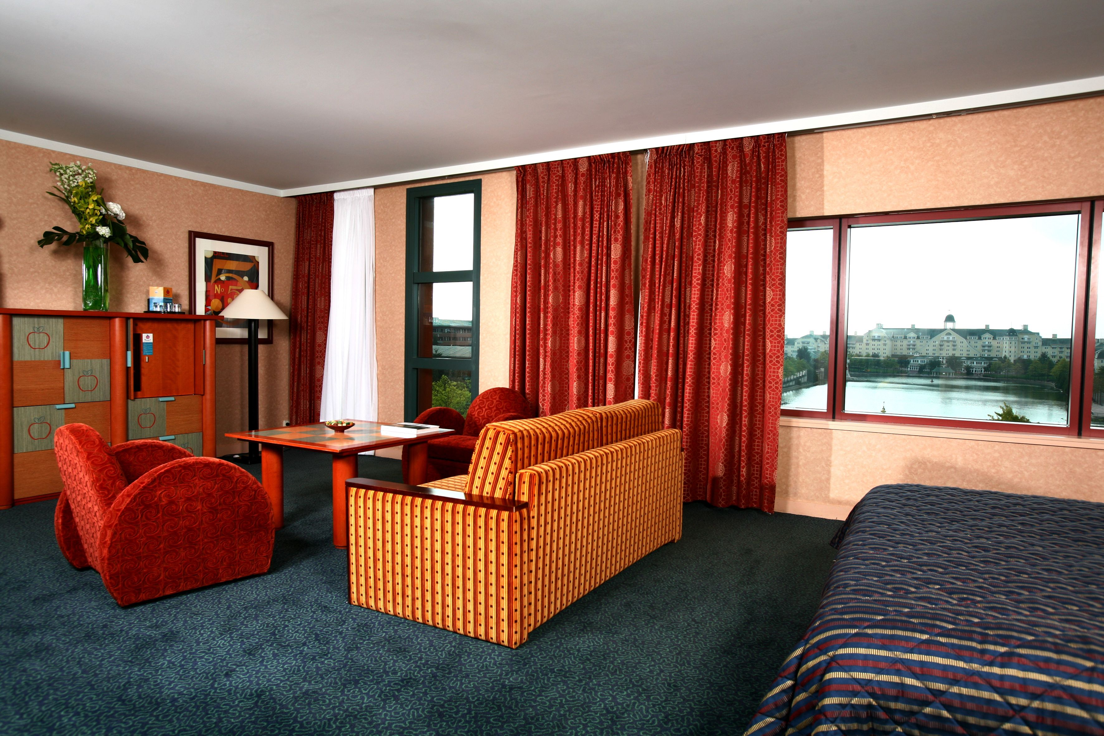 Disney Hotels Hotel New York Suite Disneyland Paris