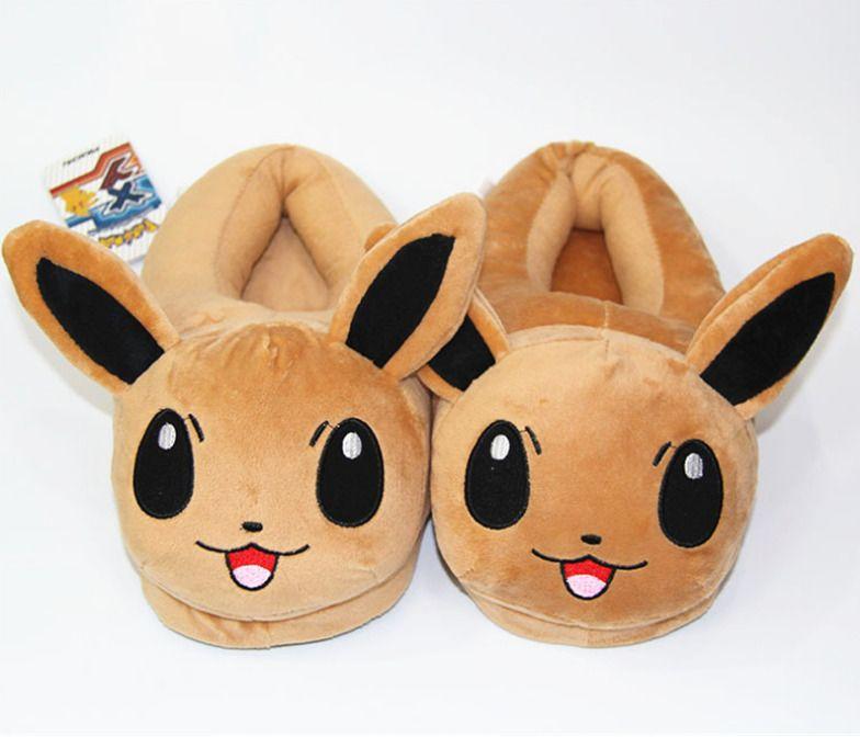 EEVEE Character Shoe Pokemon slipper