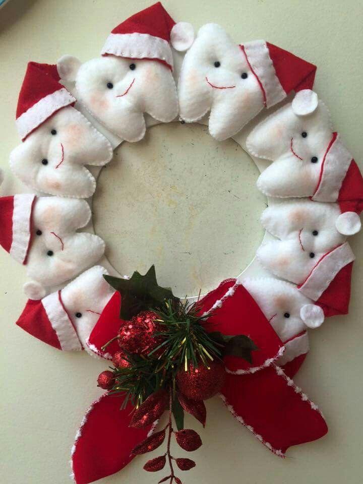 Motivos navidad cosas de navidad Pinterest Dental, Dental