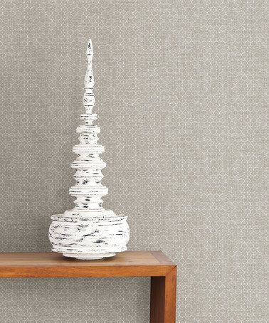 This Gray Texture Wallpaper is perfect! #zulilyfinds