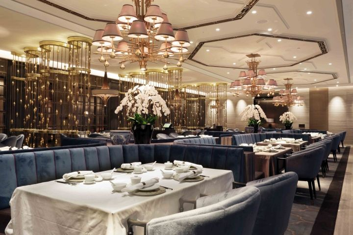 House of Yuen Restaurant by Metaphor Interior at Fairmont Hotel, Jakarta – Indonesia » Retail Design Blog