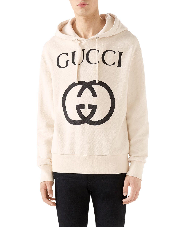 Gucci Men S Gg Logo Hoodie Sweatshirt Gucci Cloth Sweatshirts Hoodie Gucci Hoodie Sweatshirts [ 1500 x 1200 Pixel ]