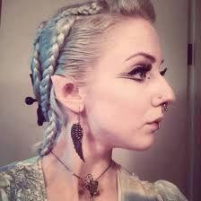 Pin von Madame Lisa auf hair styles | Elfenohren