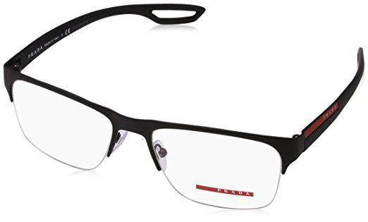 8f36cb8345a4a Prada Linea Rossa Men s PS 55FV Eyeglasses Review